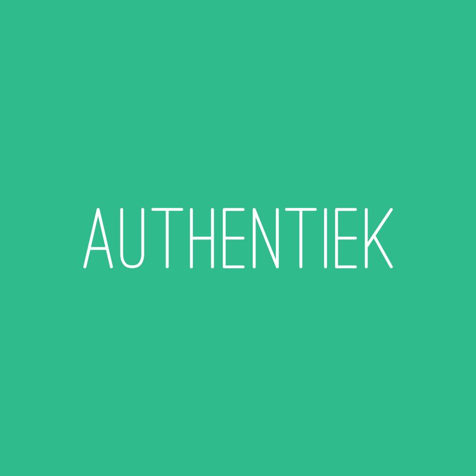 authenthiek